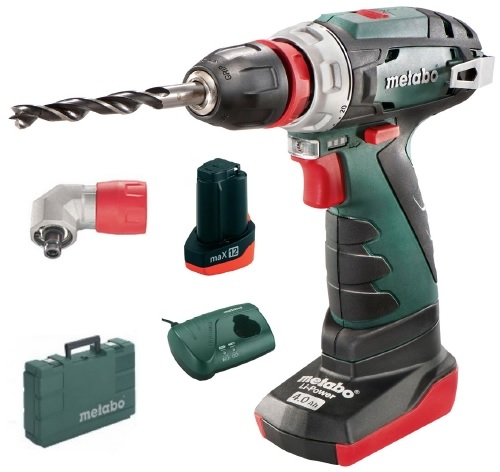Metabo akcijski set MIOR